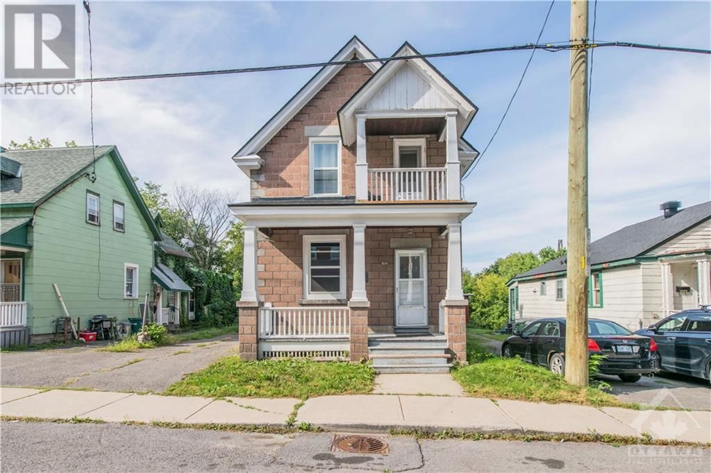 Main Photo: 250 RUSSELL AVENUE in Ottawa: Multi-family for sale : MLS®# 1259152