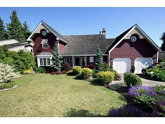 "Main Photo: 5255 4TH Avenue in Tsawwassen: Pebble Hill House for sale in ""PEBBLE HILL"" : MLS®# V1016164"