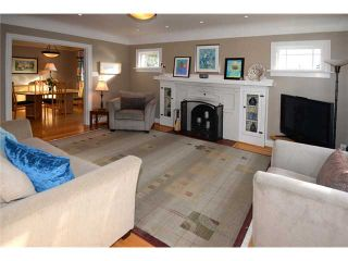 Photo 2: 3621 W 20TH Avenue in Vancouver: Dunbar House for sale (Vancouver West)  : MLS®# V1089715