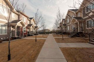 Photo 27: 27 675 ALBANY Way in Edmonton: Zone 27 Townhouse for sale : MLS®# E4237540