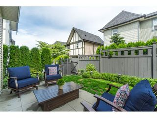 "Photo 30: 64 8138 204 Street in Langley: Willoughby Heights Townhouse for sale in ""Ashbury & Oak"" : MLS®# R2488397"