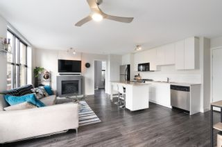 """Photo 3: 607 989 BEATTY Street in Vancouver: Yaletown Condo for sale in """"THE NOVA"""" (Vancouver West)  : MLS®# R2619338"""