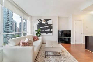 """Photo 4: 1106 821 CAMBIE Street in Vancouver: Downtown VW Condo for sale in """"RAFFLES ON ROBSON"""" (Vancouver West)  : MLS®# R2587402"""