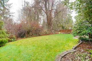 "Photo 35: 21 3397 HASTINGS Street in Port Coquitlam: Woodland Acres PQ Townhouse for sale in ""Maple Creek"" : MLS®# R2544787"