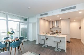 """Photo 2: 3501 2311 BETA Avenue in Burnaby: Brentwood Park Condo for sale in """"Lumina Waterfall"""" (Burnaby North)  : MLS®# R2582193"""