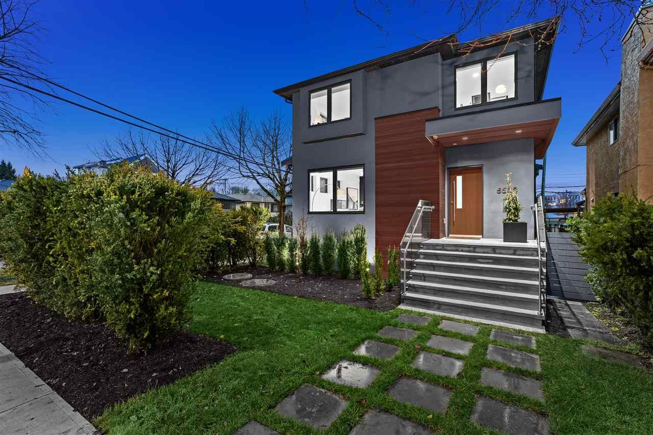 Main Photo: 5508 CHESTER Street in Vancouver: Fraser VE House for sale (Vancouver East)  : MLS®# R2526200