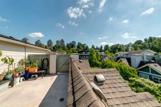 """Photo 13: 56 7488 SOUTHWYNDE Avenue in Burnaby: South Slope Townhouse for sale in """"Ledgestone I by Adera"""" (Burnaby South)  : MLS®# R2584372"""