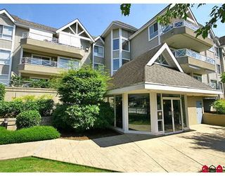 "Photo 1: 101 5556 201A Street in Langley: Langley City Condo for sale in ""MICHAUD GARDENS"" : MLS®# F2822455"