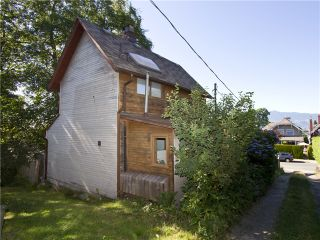 Photo 18: 1610 STEPHENS ST in Vancouver: Kitsilano House for sale (Vancouver West)  : MLS®# V1017879
