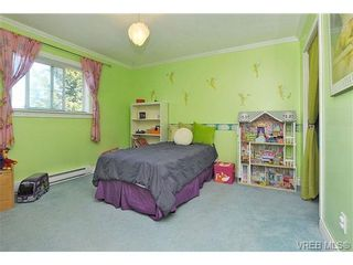 Photo 12: 1270 Lidgate Crt in VICTORIA: SW Strawberry Vale House for sale (Saanich West)  : MLS®# 643808