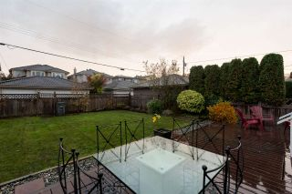 Photo 19: 2862 W 22ND Avenue in Vancouver: Arbutus House for sale (Vancouver West)  : MLS®# R2119263
