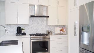"""Photo 8: 1836 W 12TH Avenue in Vancouver: Kitsilano Townhouse for sale in """"THE FOX HOUSE"""" (Vancouver West)  : MLS®# R2215498"""
