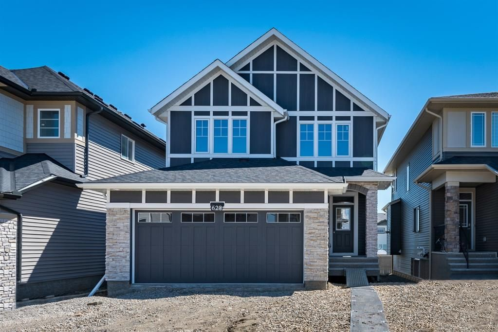 Main Photo: 628 Reynolds Crescent SW: Airdrie Detached for sale : MLS®# A1120369