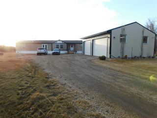 Photo 2: 57102 Rg Rd 231: Rural Sturgeon County Manufactured Home for sale : MLS®# E4236453