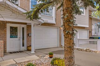 Photo 43: 415 20 Street NW in Calgary: Hillhurst Row/Townhouse for sale : MLS®# A1106275
