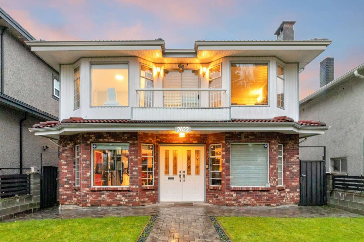 Updated rare, +5,000 sq ft lot Vancouver Special with 3 kitchens.