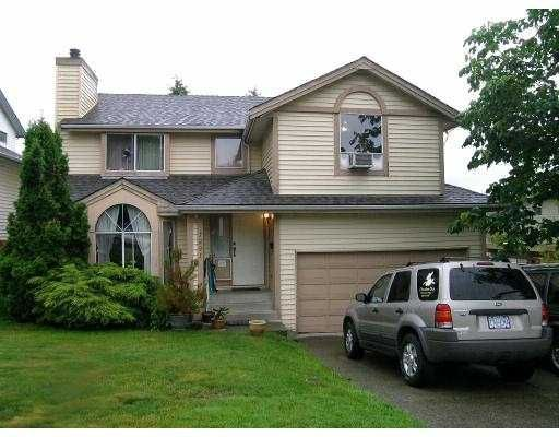 Main Photo: 1291 SHERMAN Street in Coquitlam: Canyon Springs House for sale : MLS®# V651477