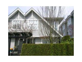 "Photo 1: 10 1203 MADISON Avenue in Burnaby: Willingdon Heights Townhouse for sale in ""Madison Gardens"" (Burnaby North)  : MLS®# V1060550"