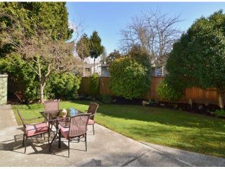 Photo 11: 14764 16A AVENUE in South Surrey: Sunnyside Park Surrey House for sale ()  : MLS®# F1306867