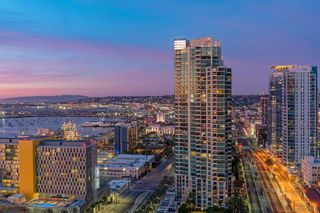 Photo 1: Condo for sale : 2 bedrooms : 888 W E Street #2705 in San Diego