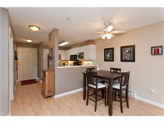"Photo 3: 305 1618 GRANT Avenue in Port Coquitlam: Glenwood PQ Condo for sale in ""WEDGEWOOD MANOR"" : MLS®# V989074"