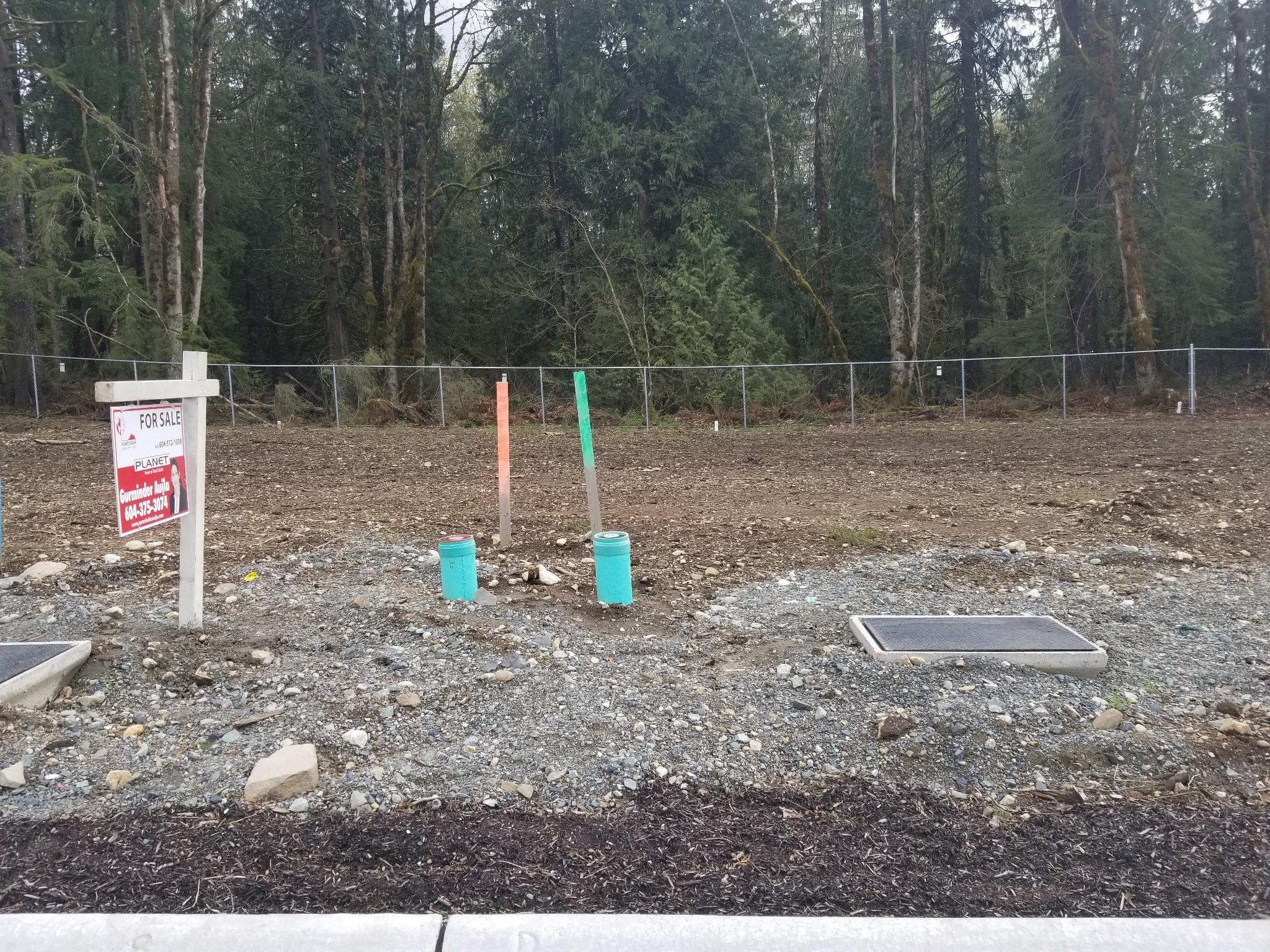 Main Photo: Lot 58 4676/ 4737/ 4633 Sumas Mountain Road in Abbotsford: Abbotsford East Land for sale