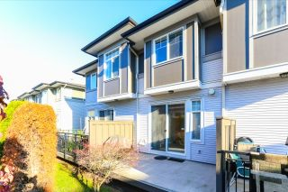 """Photo 20: 51 1010 EWEN Avenue in New Westminster: Queensborough Townhouse for sale in """"WINDSOR MEWS"""" : MLS®# R2017583"""