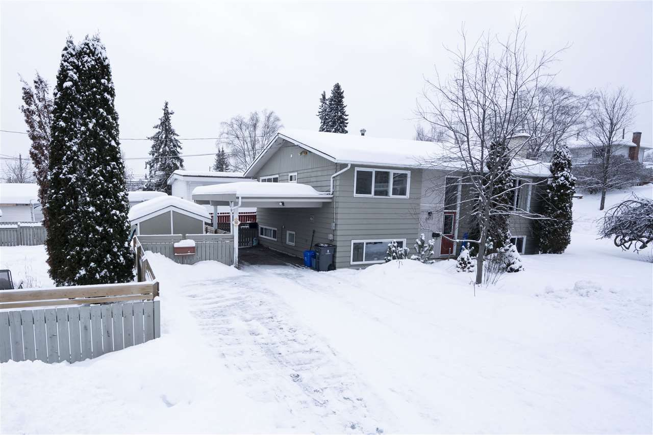 Main Photo: 3477 HENDERSON Avenue in Prince George: Quinson House for sale (PG City West (Zone 71))  : MLS®# R2427929