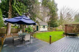 """Photo 28: 20807 93 Avenue in Langley: Walnut Grove House for sale in """"Central Walnut Grove"""" : MLS®# R2565834"""