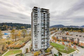 """Photo 1: 1802 660 NOOTKA Way in Port Moody: Port Moody Centre Condo for sale in """"NAHANI"""" : MLS®# R2219865"""
