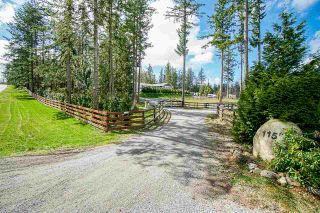 Photo 1: 115 208 Street in Langley: Campbell Valley House for sale : MLS®# R2564741