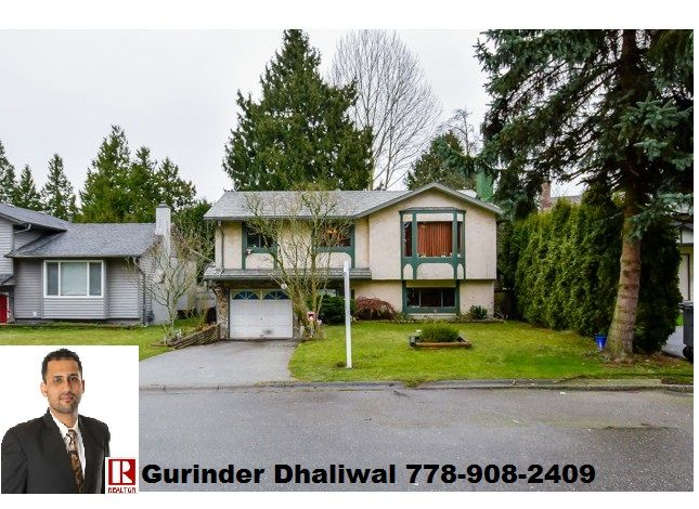 Main Photo: 13284 64A Avenue in SURREY: House for sale : MLS®# F1430463