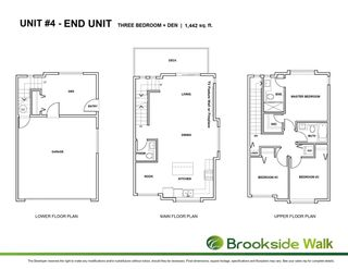 """Photo 19: 4 6479 192 Street in Surrey: Clayton Townhouse for sale in """"BROOKSIDE WALK"""" (Cloverdale)  : MLS®# R2333660"""