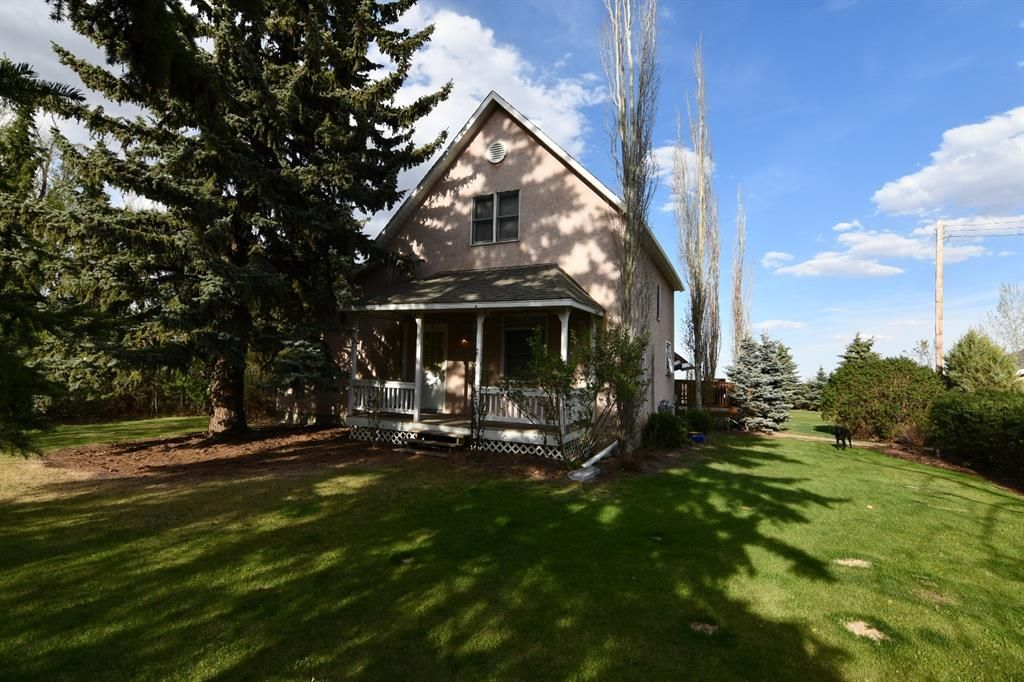 Main Photo: 38369 Range Road 19-5 in Rural Stettler No. 6, County of: Rural Stettler County Detached for sale : MLS®# A1079490