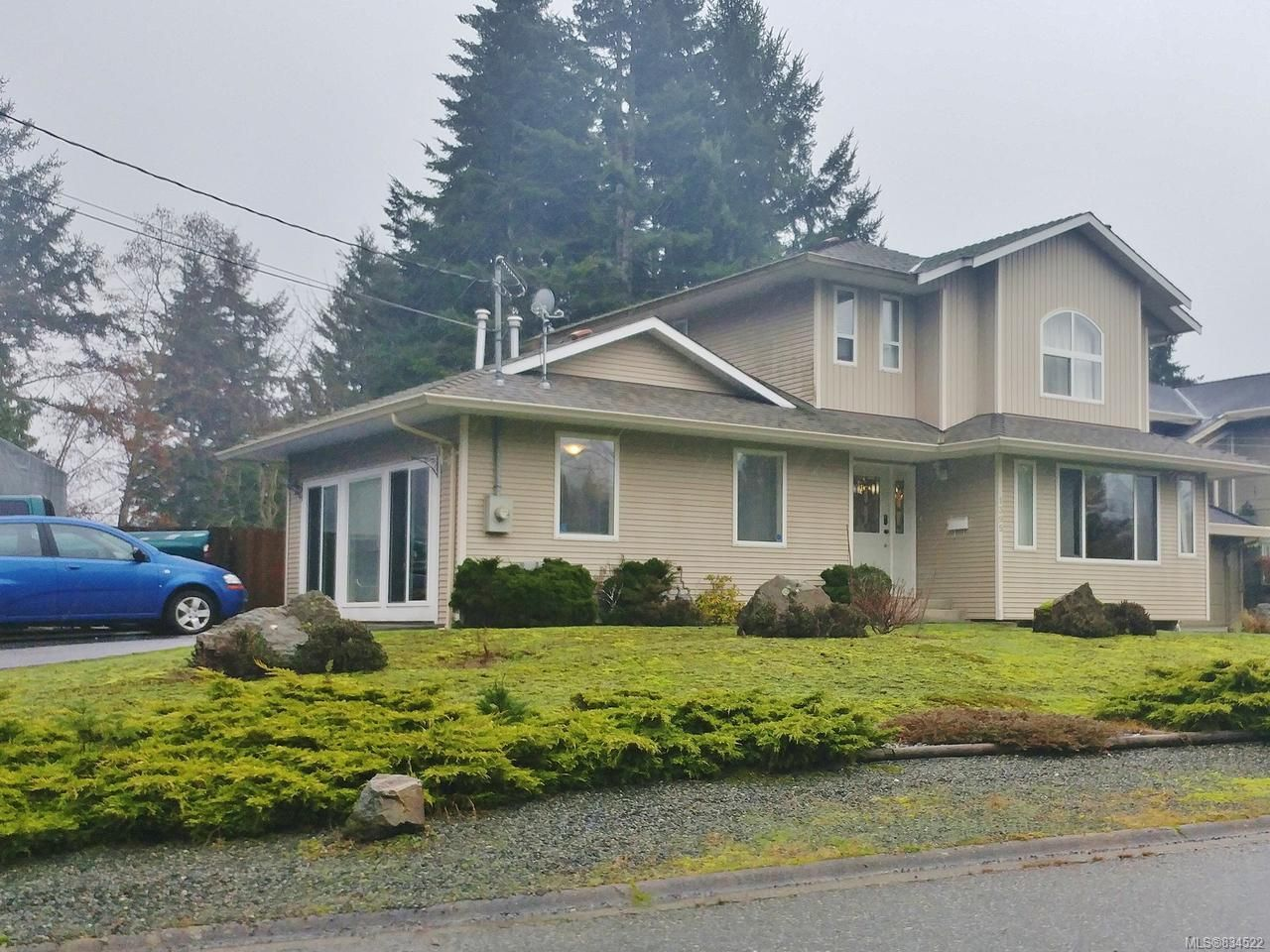 Main Photo: 1395 Rose Ann Dr in NANAIMO: Na Departure Bay House for sale (Nanaimo)  : MLS®# 834522