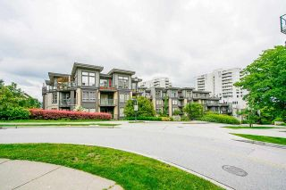 """Photo 25: 314 225 FRANCIS Way in New Westminster: Fraserview NW Condo for sale in """"THE WHITTAKER"""" : MLS®# R2592315"""