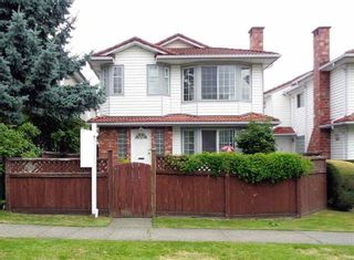 Main Photo: 8386 OSLER Street in Vancouver: Marpole 1/2 Duplex for sale (Vancouver West)  : MLS®# R2479190