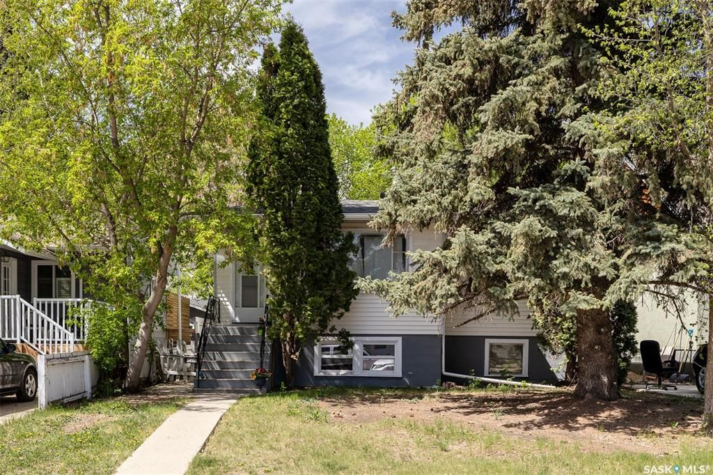 Main Photo: 1541 10th Avenue North in Saskatoon: North Park Residential for sale : MLS®# SK855590