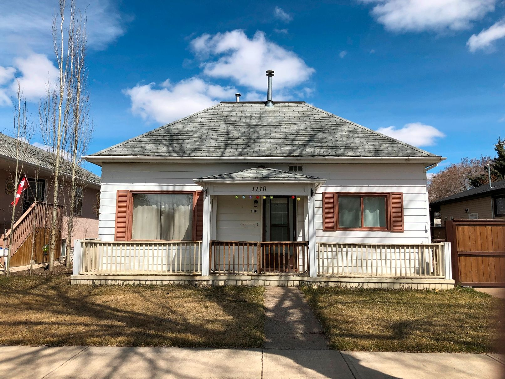 Main Photo: 1110 3 Avenue in Waiwright: Wainwright House for sale (MD of Waiwright)  : MLS®#  A1125551