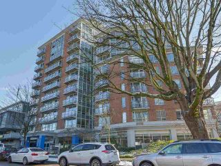 "Photo 1: 1103 1570 W 7TH Avenue in Vancouver: Fairview VW Condo for sale in ""TERRACES ON 7TH"" (Vancouver West)  : MLS®# R2249302"