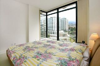 """Photo 6: 907 155 W 1ST Street in North Vancouver: Lower Lonsdale Condo for sale in """"Time"""" : MLS®# R2086762"""