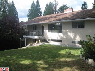 """Photo 3: 2539 BIRCH Street in Abbotsford: Central Abbotsford House for sale in """"GLEN WOOD MEADOWS"""" : MLS®# F1023397"""