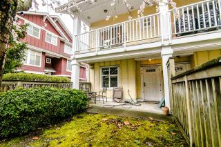 Photo 20: 4 935 EWEN AVENUE in New Westminster: Queensborough Townhouse for sale : MLS®# R2355621