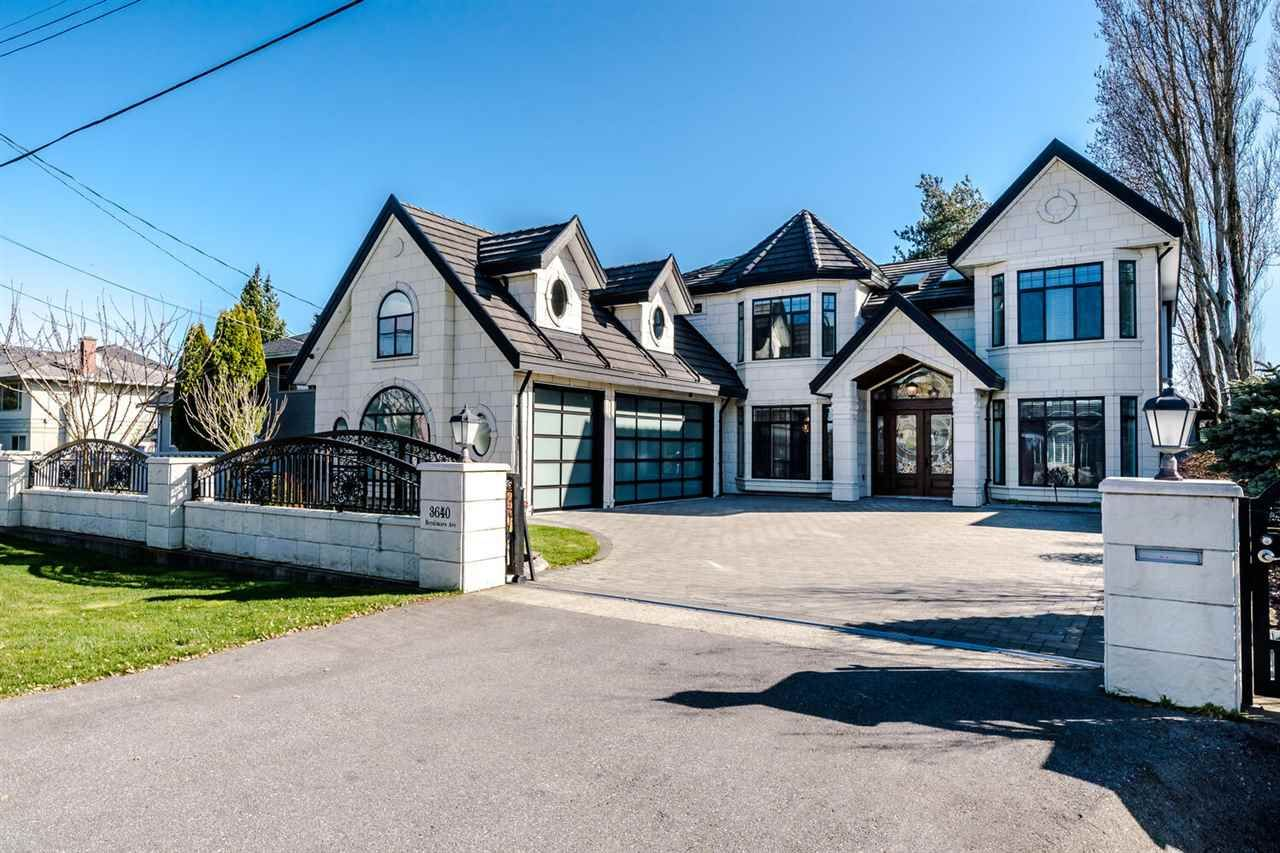 Main Photo: 3640 ROYALMORE Avenue in Richmond: Seafair House for sale : MLS®# R2557882