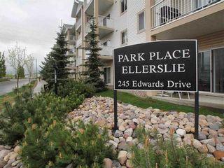 Photo 1: 127 245 EDWARDS Drive in Edmonton: Zone 53 Condo for sale : MLS®# E4241061
