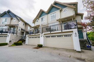 "Photo 4: 25 20120 68 Avenue in Langley: Willoughby Heights Townhouse for sale in ""The Oaks"" : MLS®# R2573725"