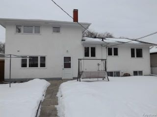 Photo 15: 16 Litz Place in WINNIPEG: East Kildonan Residential for sale (North East Winnipeg)  : MLS®# 1501673