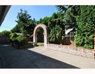 Photo 10: 12540 GREENLAND Drive in Richmond: East Cambie House for sale : MLS®# V759649