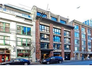 Photo 1: 401 1238 HOMER Street in Vancouver West: Yaletown Home for sale ()  : MLS®# V1054002