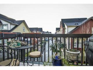 """Photo 12: 52 7155 189 Street in Surrey: Clayton Townhouse for sale in """"BACARA"""" (Cloverdale)  : MLS®# F1420610"""